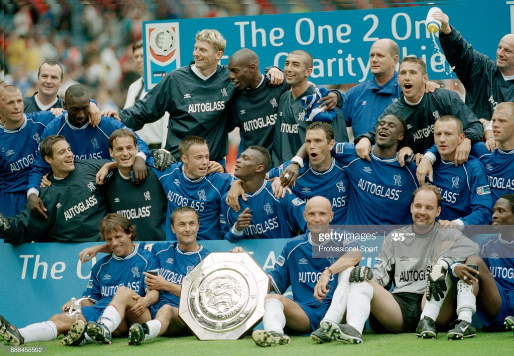 2000 FA Charity Shield: What happened to the winning Blues