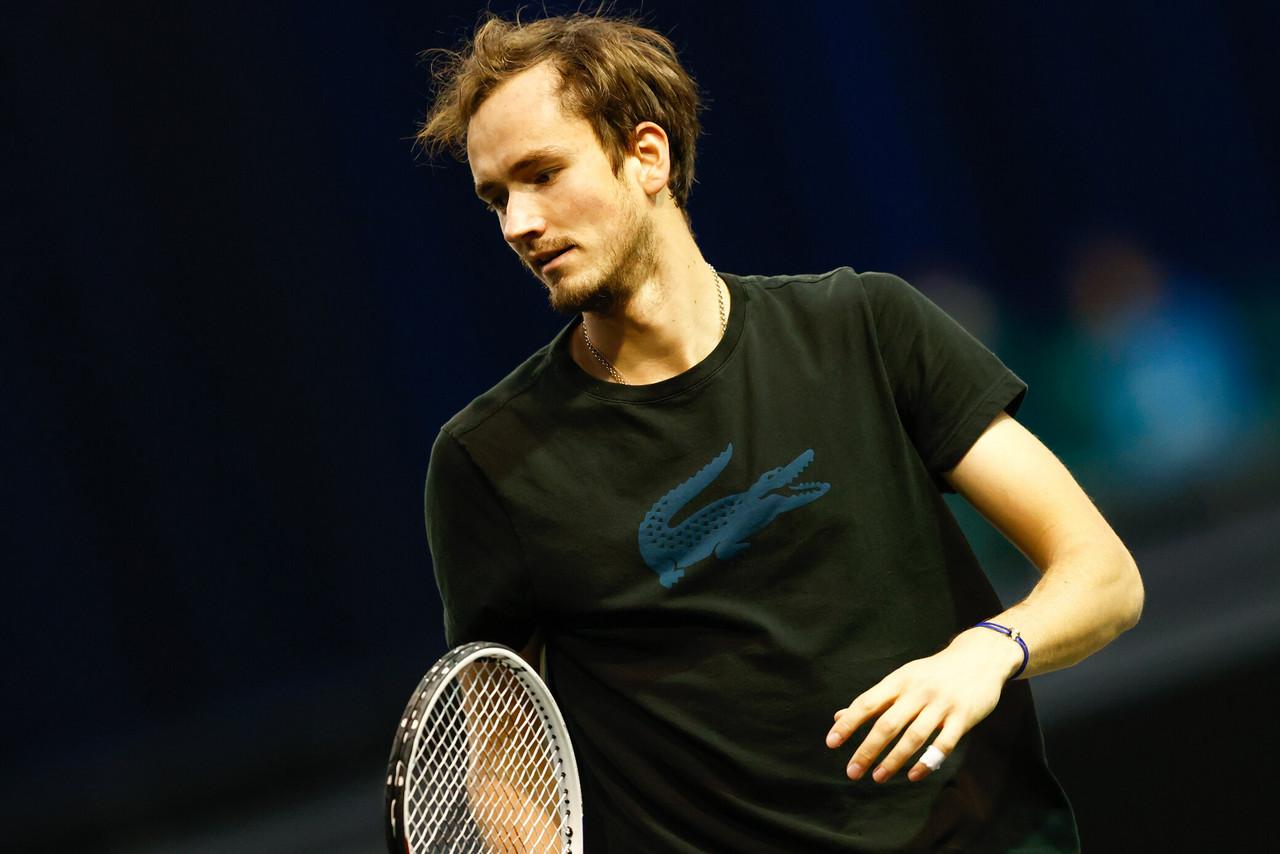 ATP Rotterdam: Daniil Medvedev shares thoughts ahead of ABN AMRO World Tennis Tournament