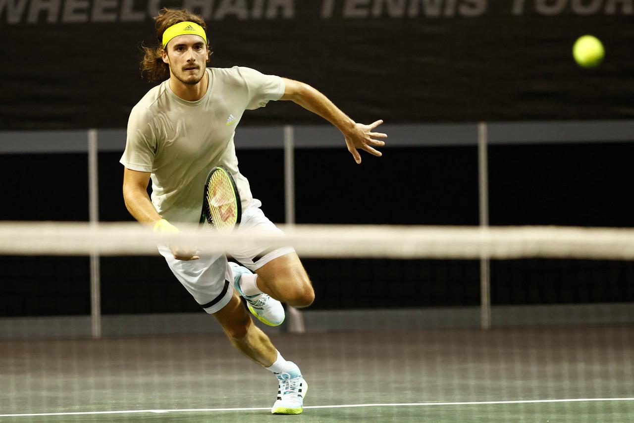 ATP Rotterdam: Stefanos Tsitsipas looking forward to ABN AMRO World Tennis Tournament