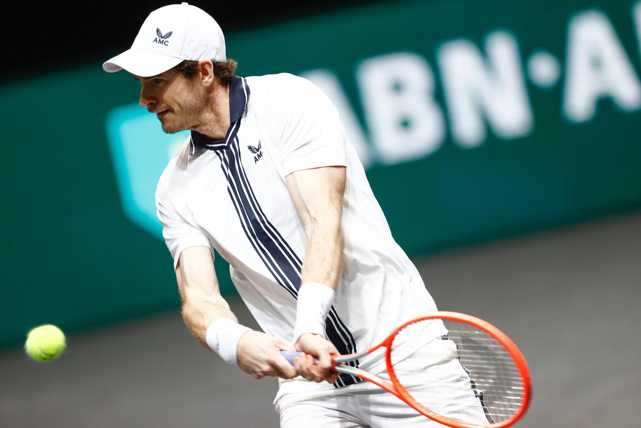 ATP Rotterdam Day 1 recap: Murray rallies past Haase; Nishikori upsets Auger-Aliassime