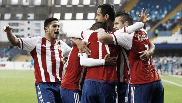 Copa América: Paraguai bate Jamaica e está às portas dos 'quartos'