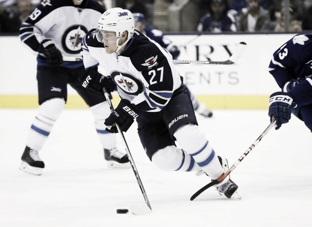 Nikolaj Ehlers es baja indefinida para los Winnipeg Jets