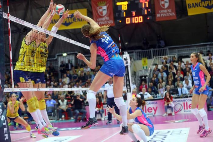 Volley F, Finale Scudetto: le pagelle di gara 3 tra Nordmeccanica Piacenza e Imoco Volley Conegliano