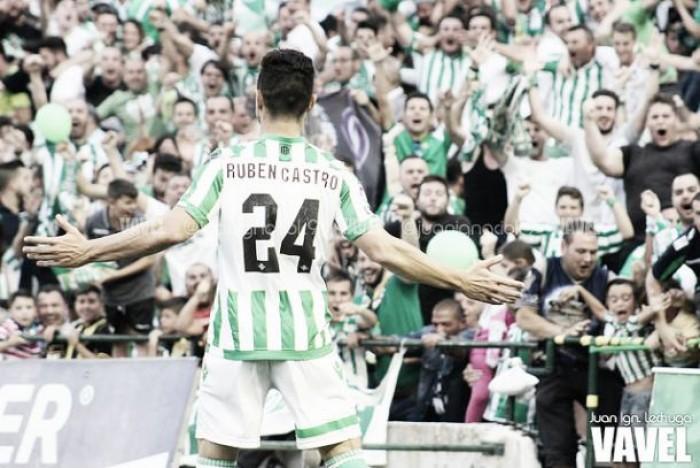 Anuario VAVEL Real Betis 2017: Rubén Castro, la leyenda continúa
