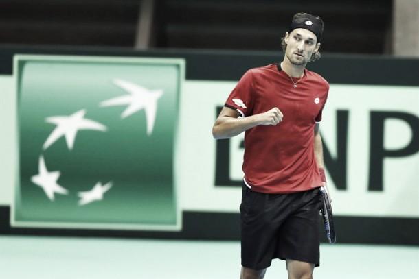 Copa Davis 2015. Ruben Bemelmans: a un partido del sueño hecho realidad