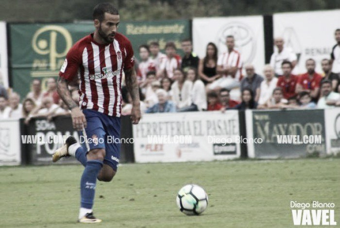 Anuario VAVEL Sporting de Gijón 2017: Rubén García, el 'crack' discreto