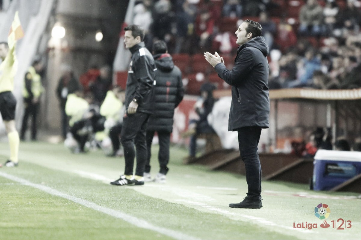 "Rubén Baraja: ""Tuve que mandar un mensaje contundente a la plantilla"""