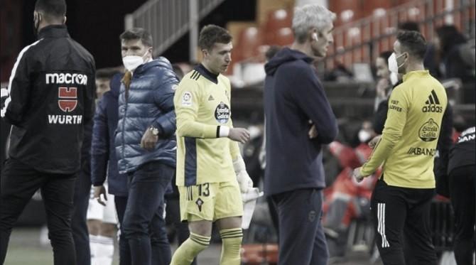 Competición retira la tarjeta roja a Rubén Blanco