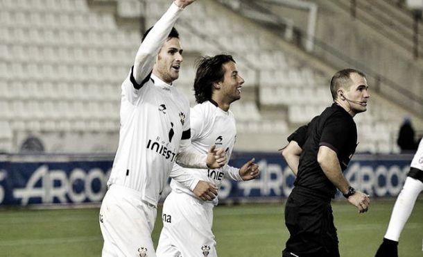 Albacete Balompié 4-1 Arroyo CP: goleada en quince minutos