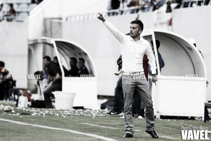 """Rubén de la Barrera: """"La prioridad es la liga"""""""