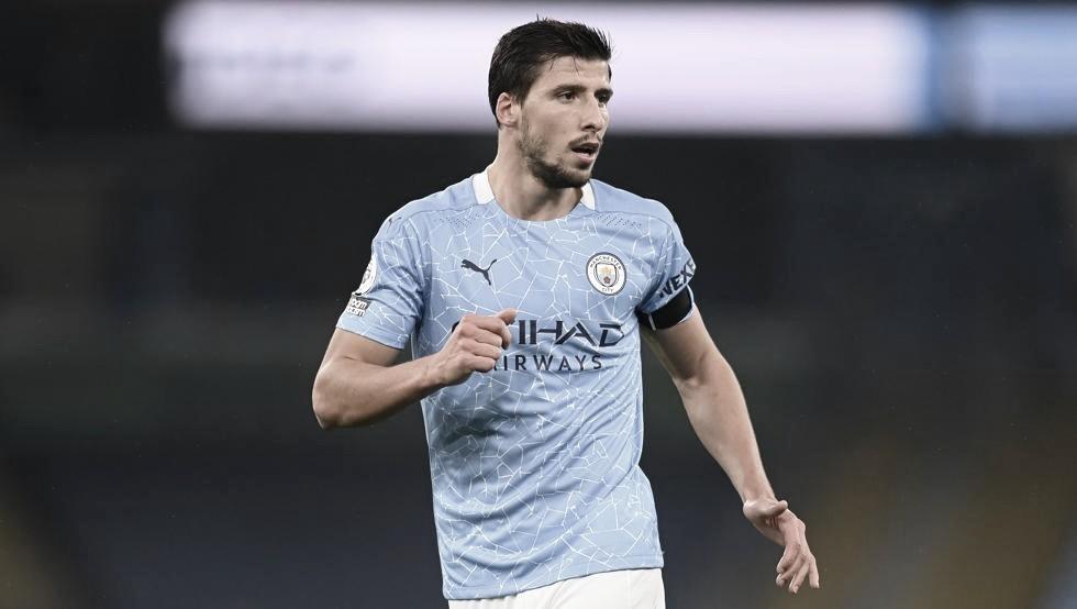 Rúben Dias, el pilar del Manchester City