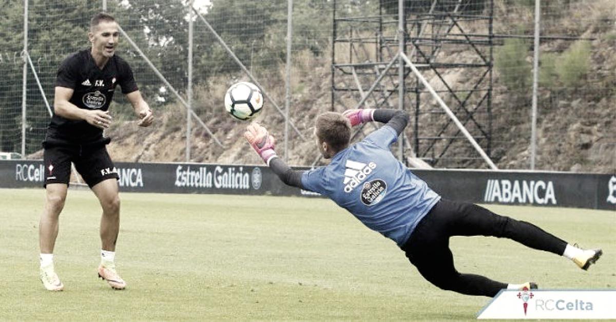 Rubén Blanco apunta al Sevilla