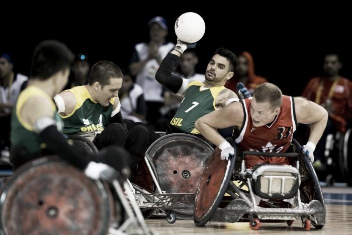 Rugby em Cadeira de Rodas: Tudo que você precisa saber para os Jogos Paralímpicos Rio 2016