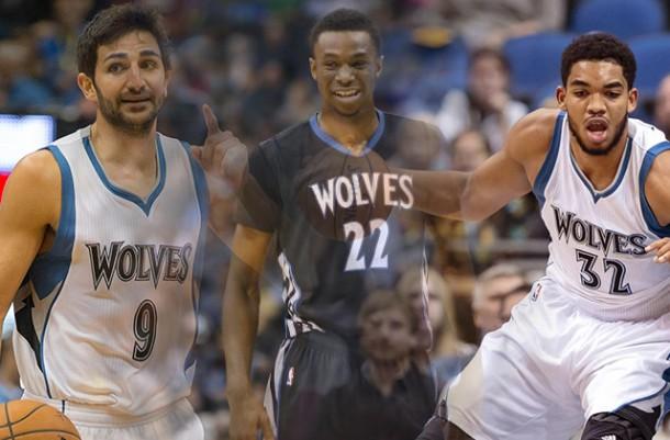 Rubio - Towns - Wiggins: sono loro i nuovi Big Three?