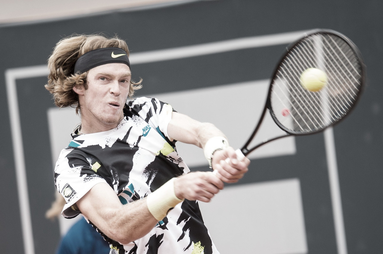 Rublev vence Ruud e vai à final do ATP de Hamburgo 2020