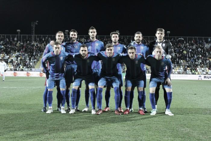 El Rudes croata se concentrará en Vitoria