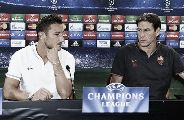 """Rudi García: """"Podemos hacer grandes cosas en la Champions League"""""""
