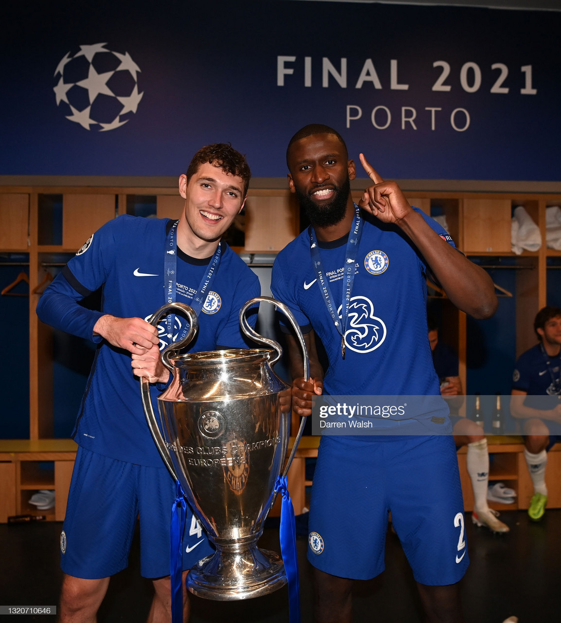 Chelsea 'offer new contracts' to Antonio Rudiger and Andreas Christensen