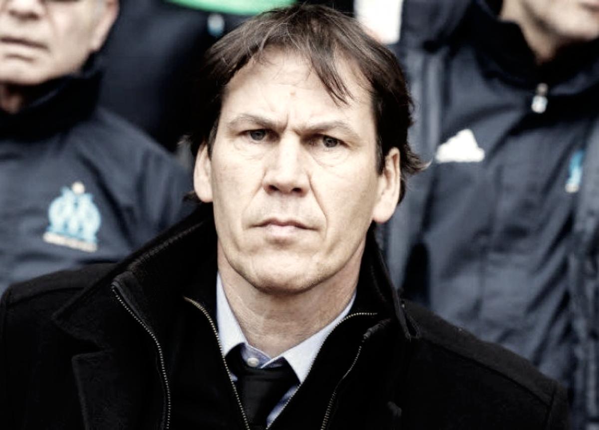 """Rudi García: """"Leipzig será favorecido"""""""