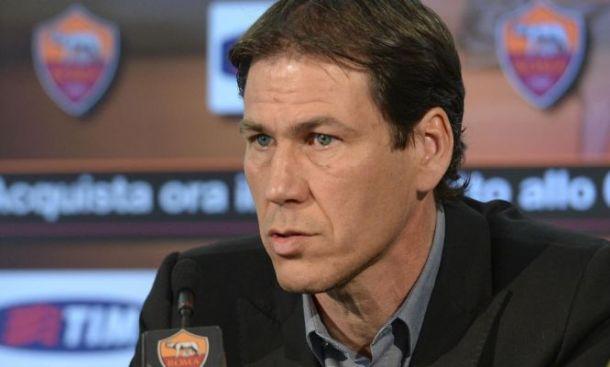 """Roma, Garcia: """"Voglio vincere"""""""