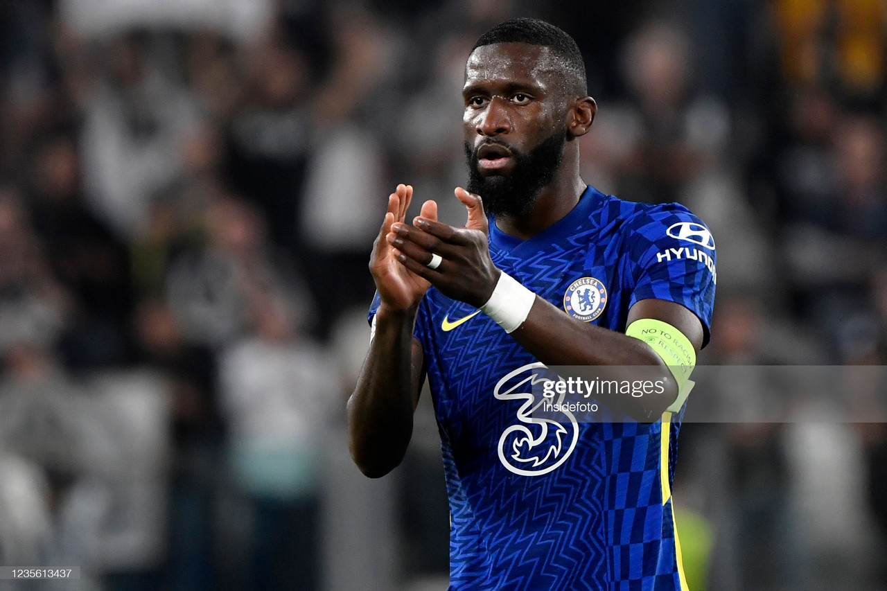 Antonio Rudiger 'assessing options' with contract expiring soon