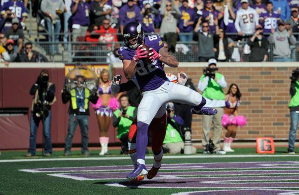 Nike authentic jerseys - Rookie Stefon Diggs Shines As Minnesota Vikings Defeat Kansas City ...