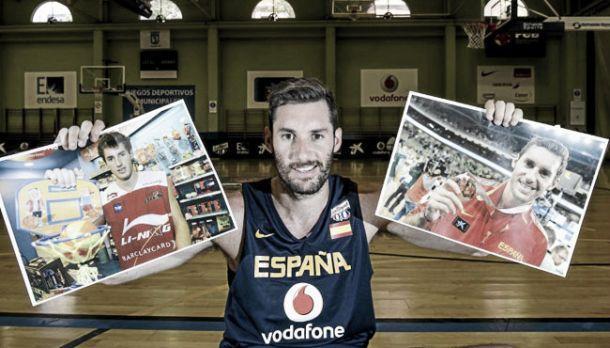 Rudy cumple una década con la selección española