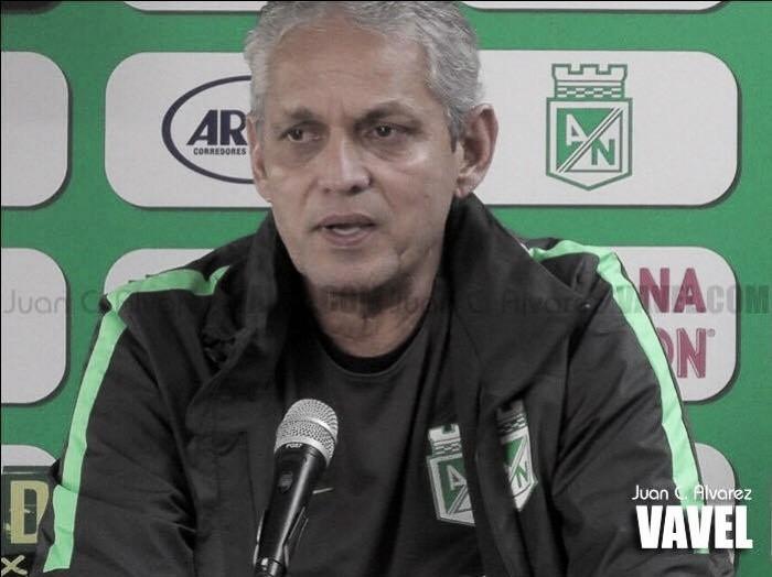 """Reinaldo Rueda: """"Debemos trabajar con mucha seguridad, con mucha hambre de gloria"""""""