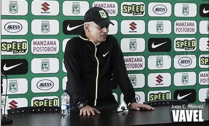 """Reinaldo Rueda: """"hacer un equipo de un día para otro, no es fácil"""""""