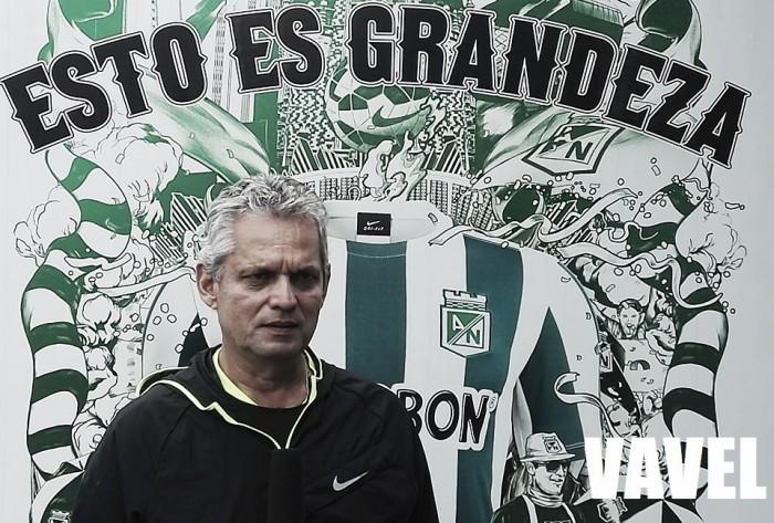 """Reinado Rueda: """"Los muchachos estuvieron ordenados y sacarán un buen resultado en Medellín"""""""