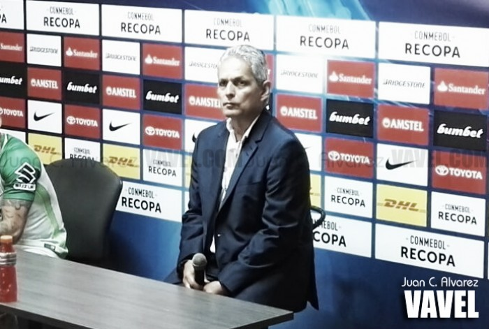 """Reinaldo Rueda: """"Muy merecido por lo que se hizo el año anterior"""""""