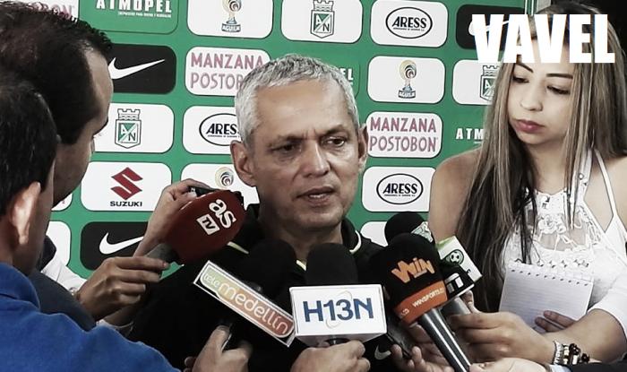 """Reinaldo Rueda: """"todas las nóminas se están alternando dependiendo las circunstancias"""""""