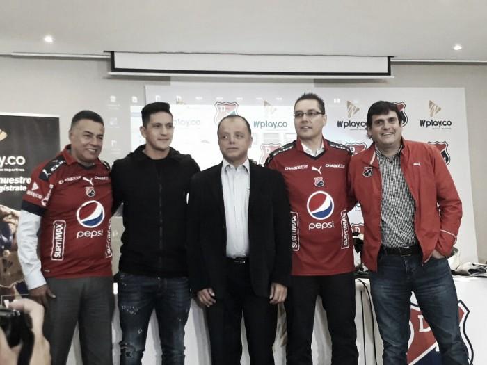 """Raúl Giraldo: """"Siempre trabajaremos para que el equipo esté arriba"""""""