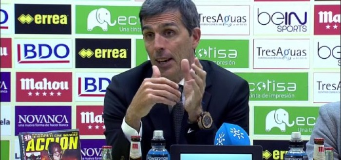 """Muñiz: """"Ellos tuvieron la jugada del penalti y poco más"""""""