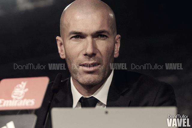 """Zinedine Zidane: """"La motivación de este partido es ganar la Copa del Rey"""""""