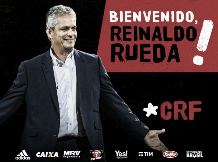 Reinaldo Rueda es el nuevo entrenador del Flamengo de Brasil