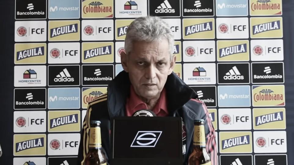 """Reinaldo Rueda: """"Tener dos delanteros es una alternativa"""""""