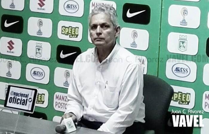 """Reinaldo Rueda: """"Fuimos pasivos en determinadas situacionesde juego"""""""