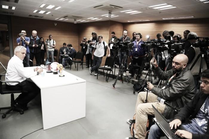 """Após classificação para final, Rueda mantém discurso cauteloso: """"Ainda faltam jogos difíceis"""""""