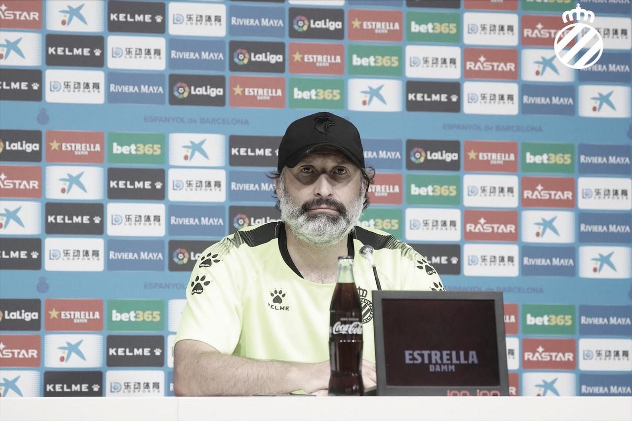 """Rufete: """"Ellos puedan ganar en 90 minutos a cualquier rival"""""""