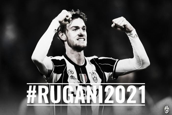 Juventus, Rugani sempre più pilastro: rinnovo fino al 2021