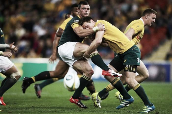 Se viene Sudáfrica vs Australia