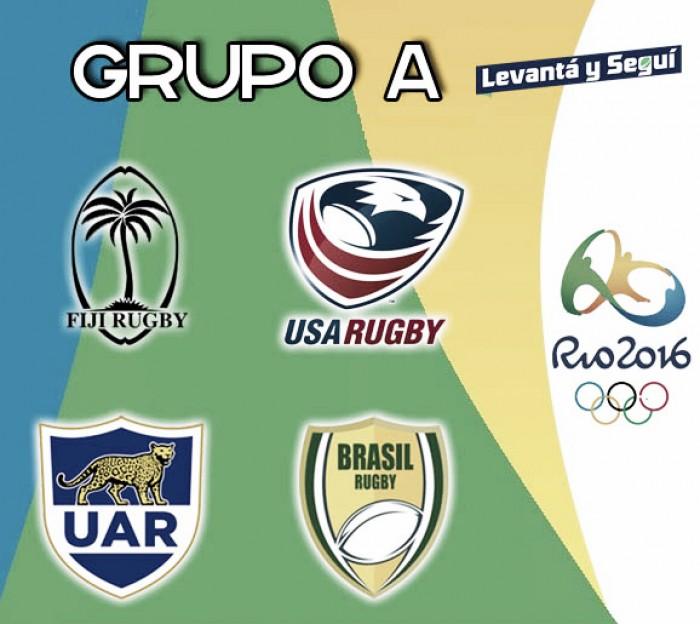 Juegos Olímpicos Río 2016: Grupo A, el de Los Pumas