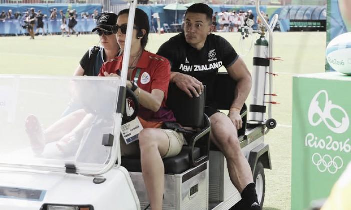 """Vice-Presidente do COI critica demora em atendimento em jogo de rugby: """"Está difícil"""""""
