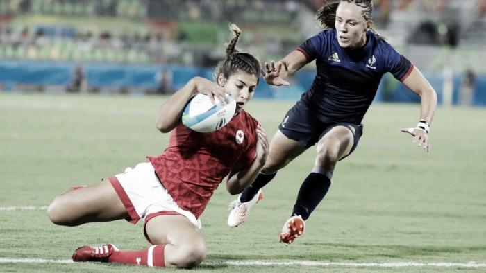Canadá vence em duelo equilibrado; Nova Zelândia sofre para passar