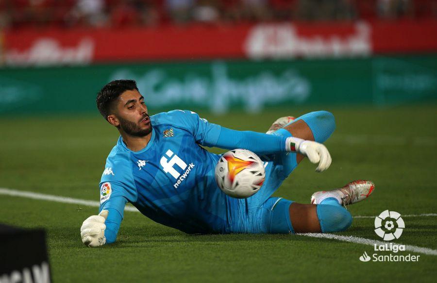 Rui Silva volverá a Granada con otros intereses