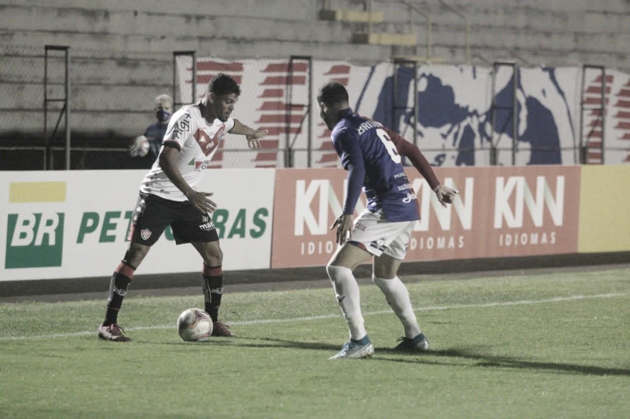 Paraná 1 a 4 Vitória (Rui Santos / Paraná Clube / Divulgação)