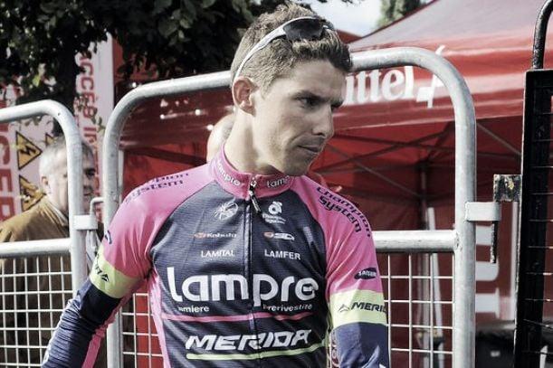 Rui Costa fica em terceiro lugar na Lombardia