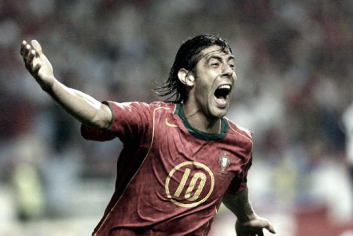 Rui Costa, el maestro del fútbol portugués