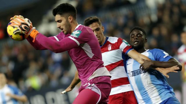 Rui Silva, un seguro de vida para el Granada CF